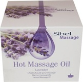 Hot massage oil lavendel 80 gr