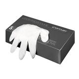 Latex handsker Comair, hvide str. M - 100 stk