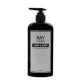 Ray For men hair&body sh. 500 ml