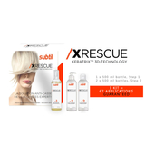 Subtil Xrescue keratin kit
